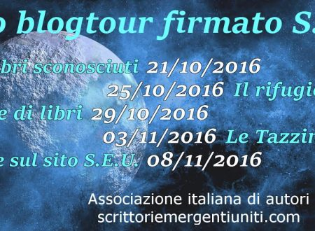Primo Blog Tour S.E.U. – Targato Genere Romantico/Classico