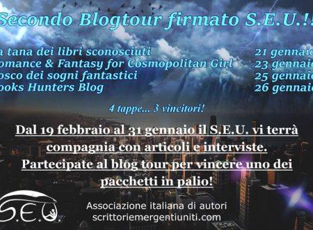 Secondo Blog Tour S.E.U. – Targato Genere Fantasy