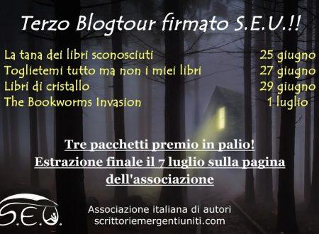 Terzo Blog Tour S.E.U. – Targato Genere Storico/Giallo/Noir