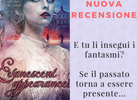 Recensione 'Evanescent Appearances' di Evelyn Storm