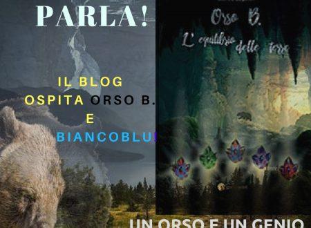 Intervita a Orso B. e Biancoblu di Gabriele Carpinteri