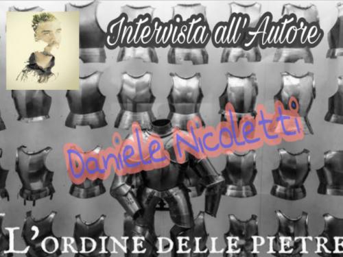 Intervista a Daniele Nicoletti – @un_sogno_scritto