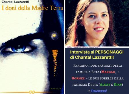 Focus – 'I doni della Madre Terra' di Chantal Lazzaretti