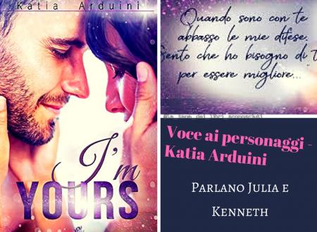 Amore nel dettaglio: Julia e Kenneth di Katia Arduini