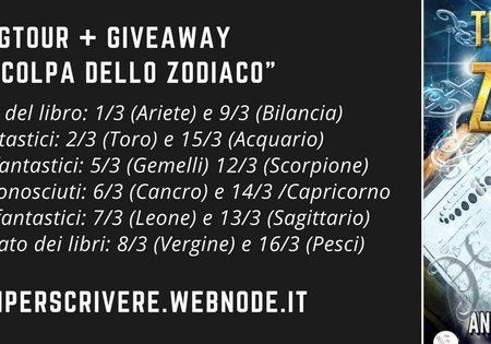 """Blogtour """"Tutta colpa dello zodiaco"""" – tappa Capricorno"""