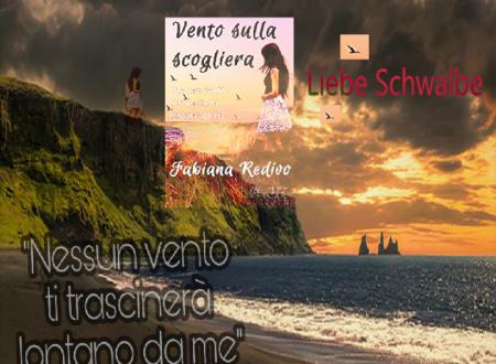 Recensione 'Vento sulla scogliera' di Fabiana Redivo