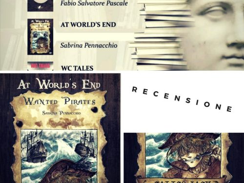 Recensione 'At World's End: Wanted Pirates' di Sabrina Pennacchio