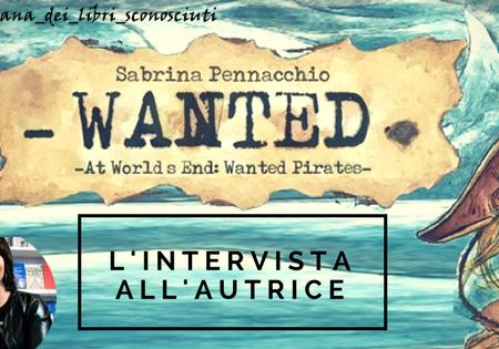 Intervista all'autrice Sabrina Pennacchio