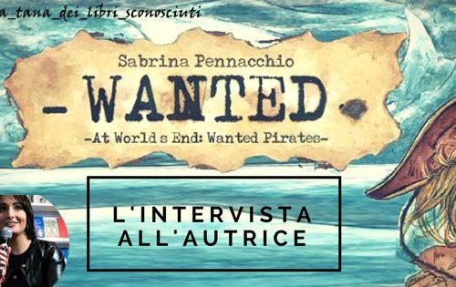 Intervista all'autrice Sabrina Pennacchio