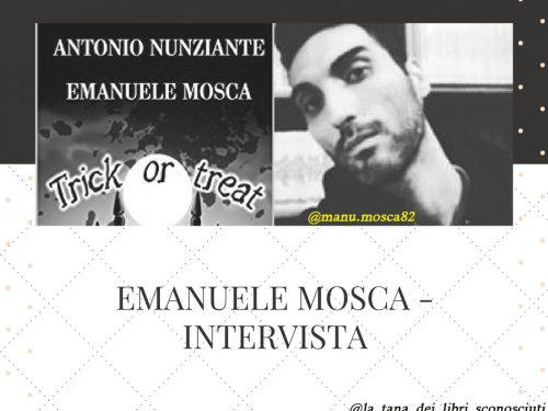 Emanuele Mosca – Intervista.