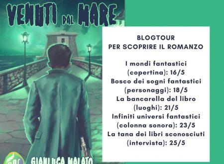 'Venuti dal mare' di Gianluca Malato – blog tour (intervista)