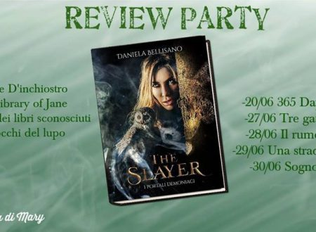 'The slayer – i portali demoniaci' di Daniela Bellisano – Recensione