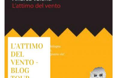 'L'attimo del vento' di Andrea Valenti – Blog tour start up