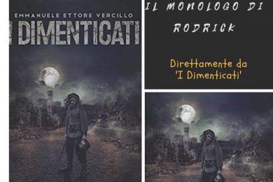 'I Dimenticati' di Emmanuele Vercillo – Vi presento Rodrick