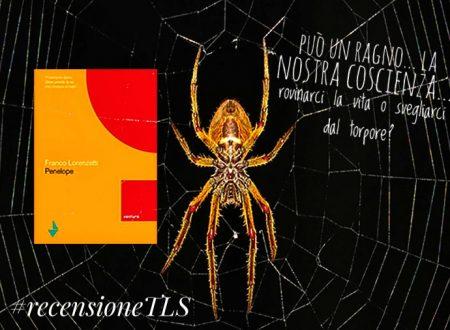 'Penelope' di Franco Lorenzetti edito dalla Ventura Edizione – Recensione