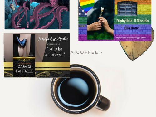 I pre-order di inizio settembre – tra romanzi e fumetti