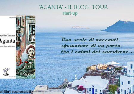 'Aganta' di Spyridon – blog tour