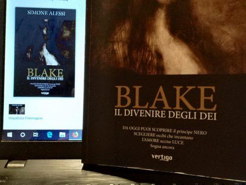 'Blake. Il divenire degli Dei' di Simone Alessi – recensione