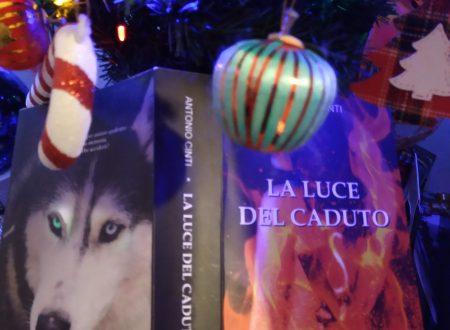 'La luce del caduto' di Antonio Cinti – recensione