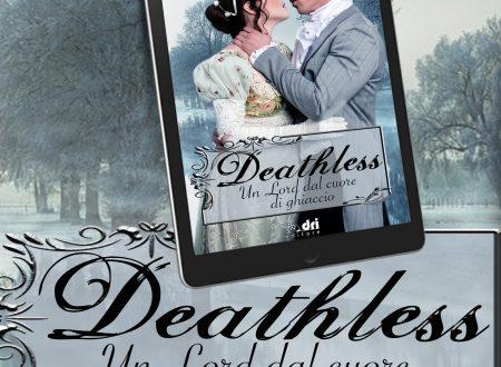 'Deathless – un lord dal cuore di ghiaccio' di M. P. Black – recensione