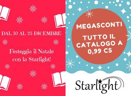 Promozione speciale di Natale – Regali dalla collana Starlight