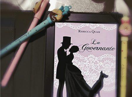 'La governante' di Rebecca Quasi – recensione