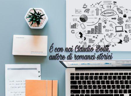 Intervista a Claudio Bolle – autore di romanzi storici
