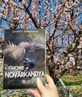 'Il cuore di Novarkandya' di Daniela Apparente – recensione