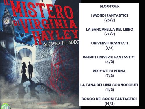 'Il mistero di Virginia Hayley' – intervista all'autore