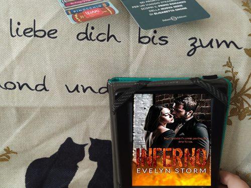 'Inferno' di Evelyn Storm – recensione