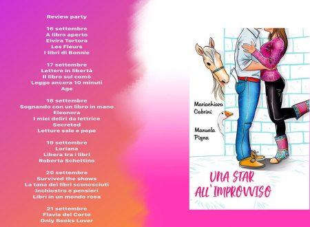 'Una star all'improvviso' di Manuela Pigna e Mariachiara Cabrini – recensione