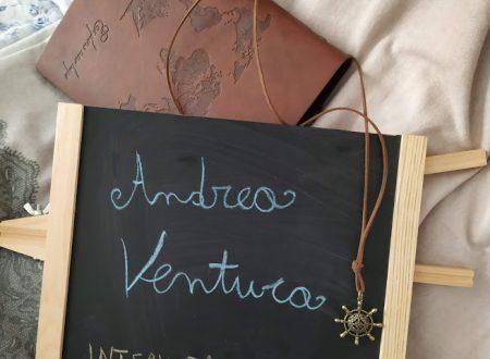 Andrea Ventura – storia di un autore