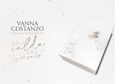 'La luce calda del tramonto' di Vanna Costanzo – cover reveal