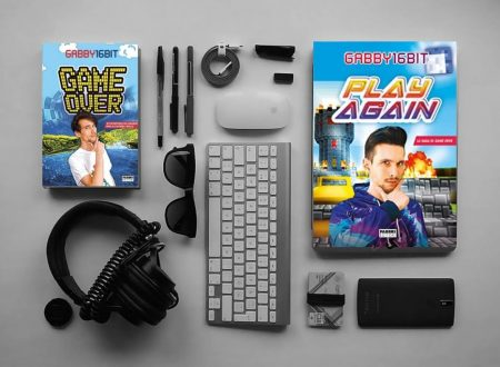 'Game over' but I 'Play again' di Gabby16bit