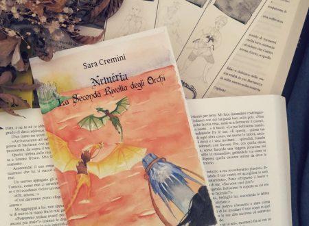 'Le cronache di Neméria. La seconda rivolta degli orchi' di Sara Cremini