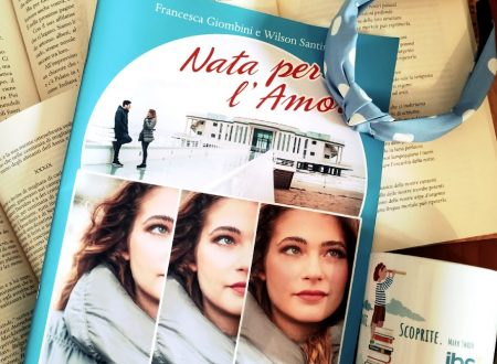 'Nata per l'amore' di Francesca Giombini e Wilson Santinelli – recensione