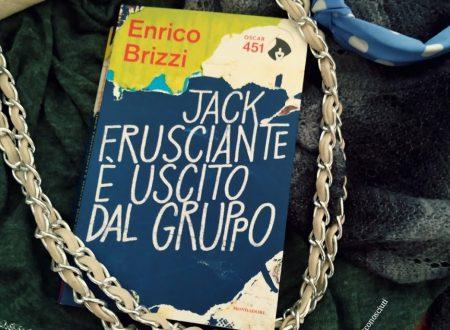 'Jack Frusciante è uscito dal gruppo' di Enrico Brizzi – recensione