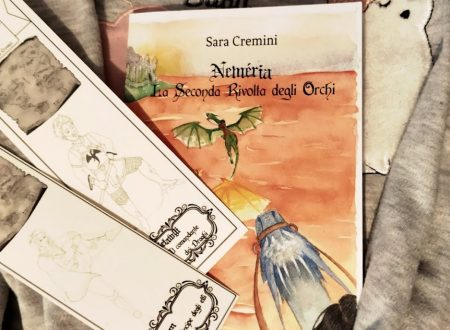 Ecco a voi Luis e Anasawi da 'Le cronache di Neméria' di Sara Cremini