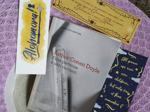 'Falsa partenza e altri racconti' di Sir Arthur Conan Doyle – recensione
