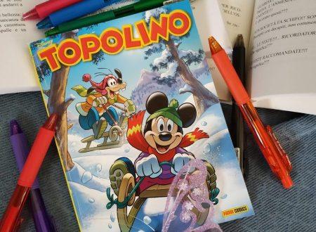 'Topolino' e la sua fantasia