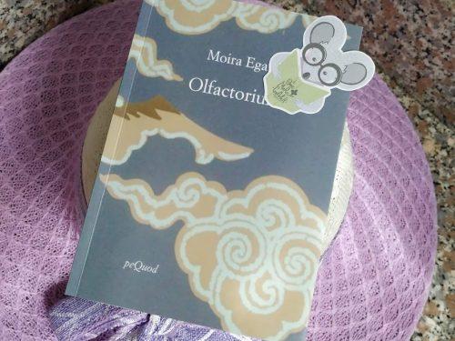 'Olfactorium' di Moira Egan – recensione