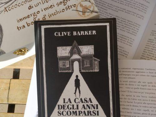 'La casa degli anni scomparsi' di Clive Barker – recensione