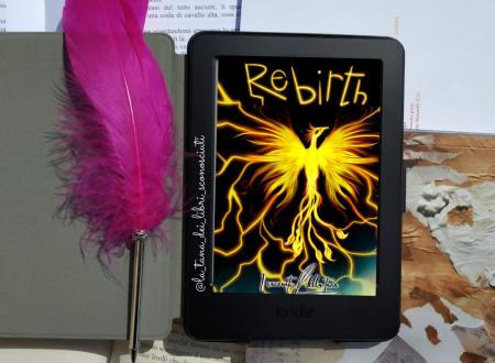 Intervista a Letizia Venturini per il progetto 'Rebirth'