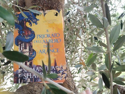 'Il priorato dell'albero delle arance' di Samantha Shannon – (recensione)