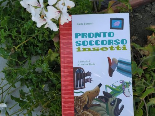'Pronto soccorso insetti' di Guido Sgardoli – (recensione)