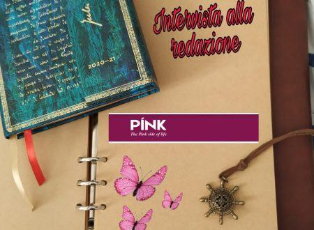Pink Magazine Italia – intervista per conoscerlo meglio