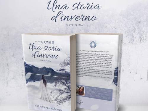 'Una storia d'inverno – parte prima' di Sabrina Pennacchio – segnalazione