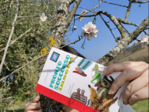 Intervista a Dario e a Camilla di 'Pronto soccorso insetti' di Guido Sgardoli