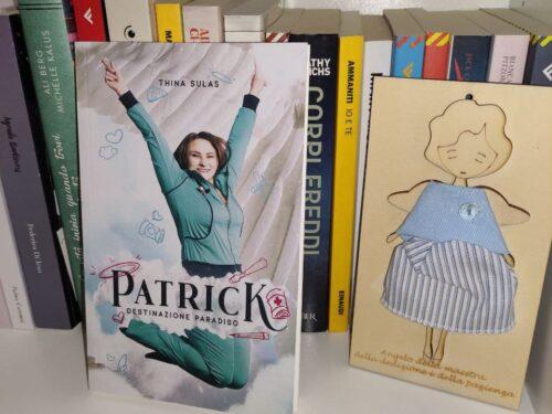 Vi presento Giulia – protagonista di 'Patrick – Destinazione Paradiso' di Thina Sulas